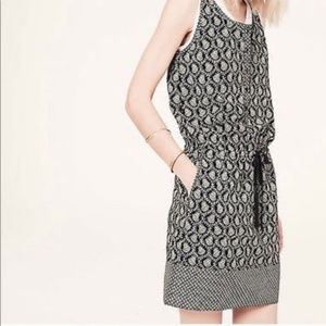 Lou & Grey Sleeveless Dress Excellent Condition